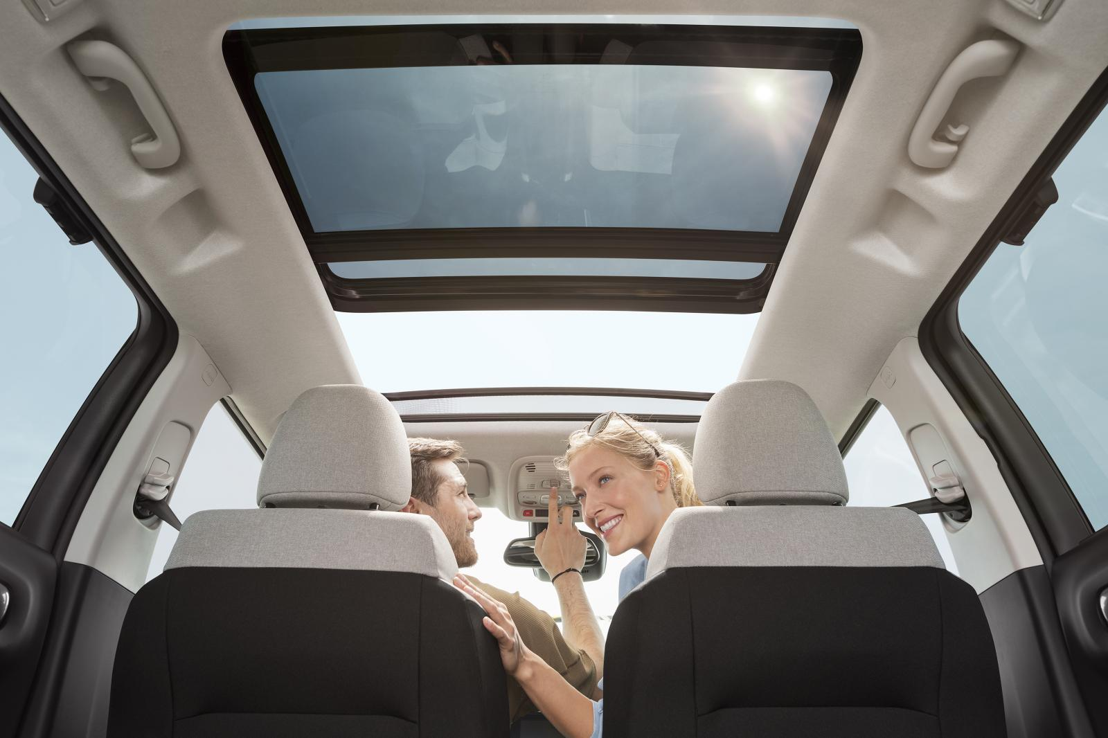 C3 Aircross Compact SUV -  Sunroof