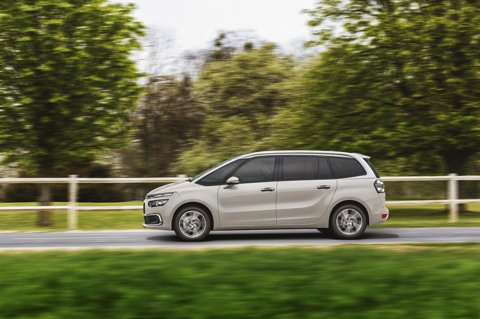 Grand C4 Picasso Shine 2016 profil